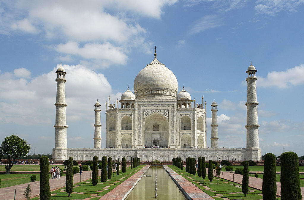 Taj mahal- Monument of India