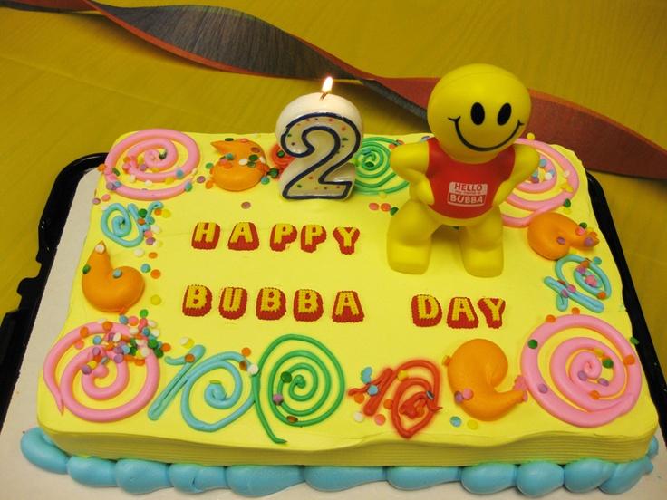 Happy Bubba Day