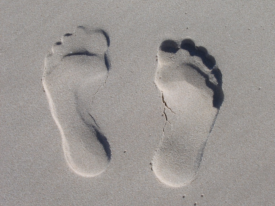 National Barefoot Day June 1