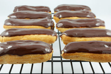 National Chocolate Eclair Day June 22