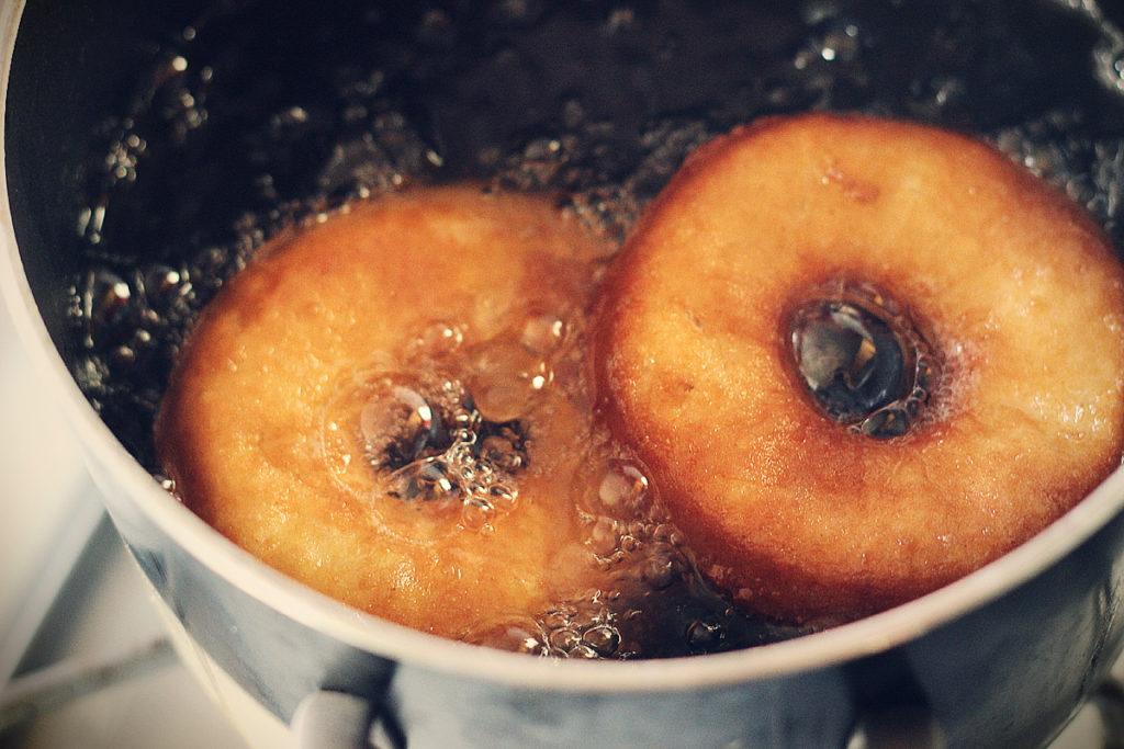 National Doughnut Day - Fried doughnuts