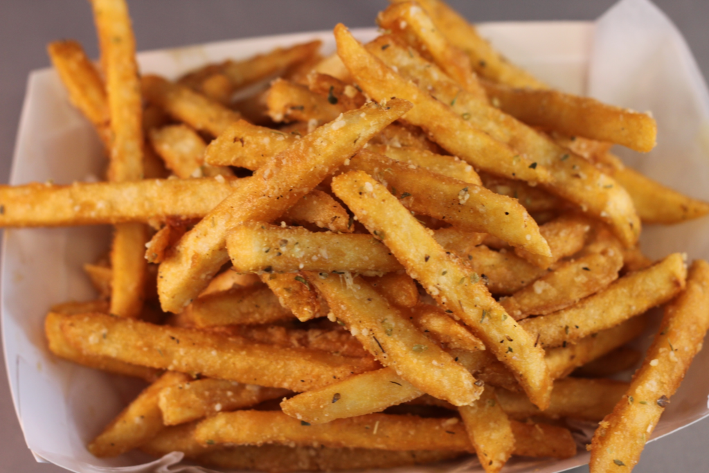 national french fries day - easy fries Recipe
