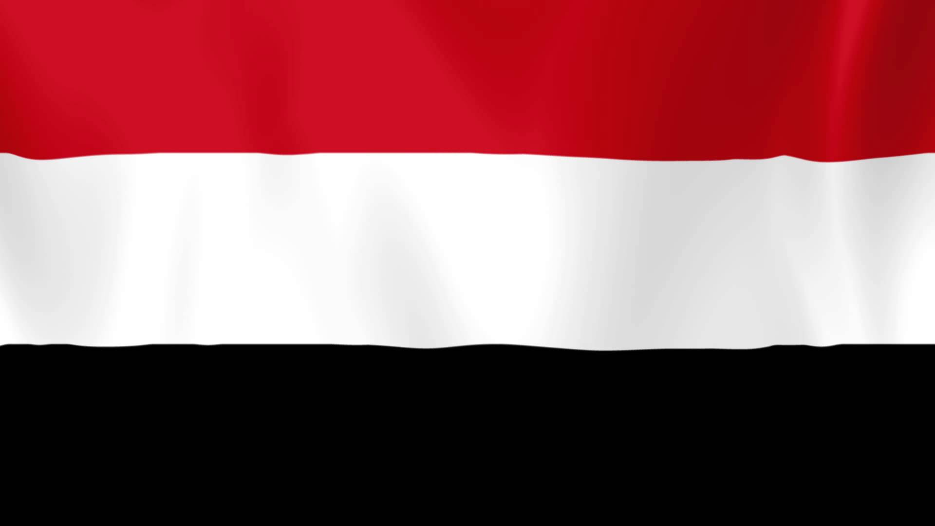 Yemen National Flag