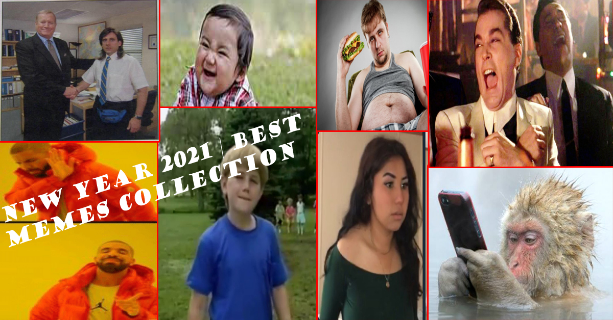 Happy New Year 2021 Memes   Best HNY Memes Collection   Helo National