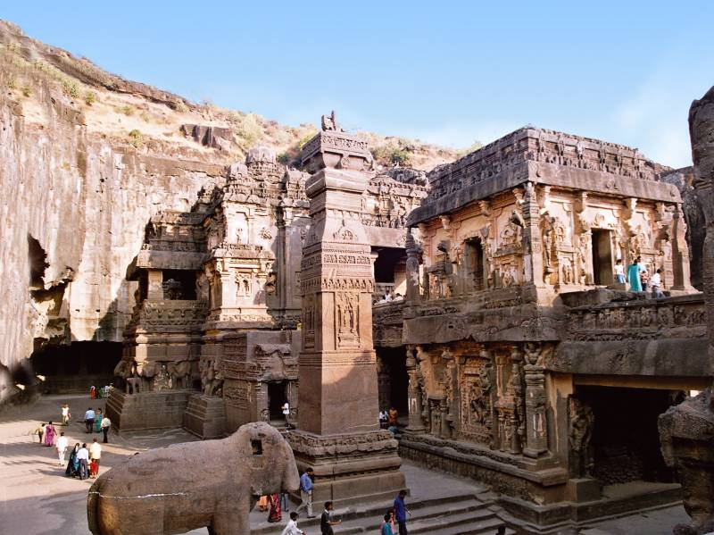 Monuments of India - Ajanta caves Mumbai