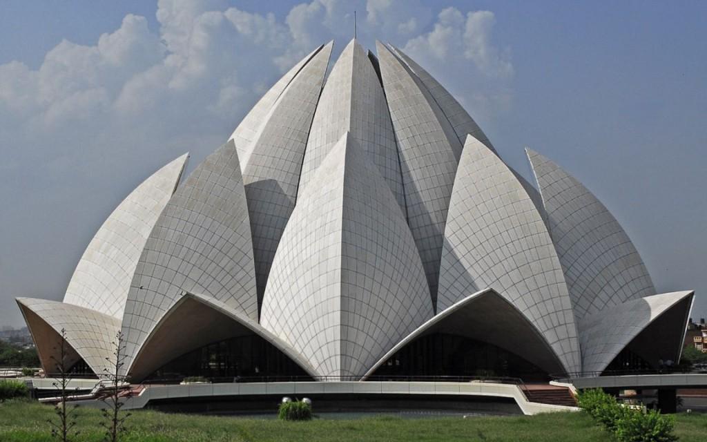 Monuments of India - Bahai Temple