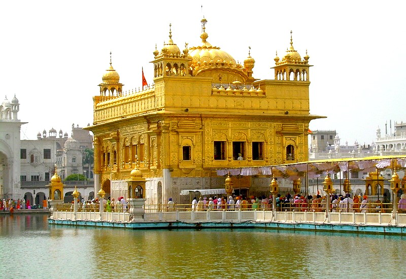 Monuments of India - Harmandir Sahib