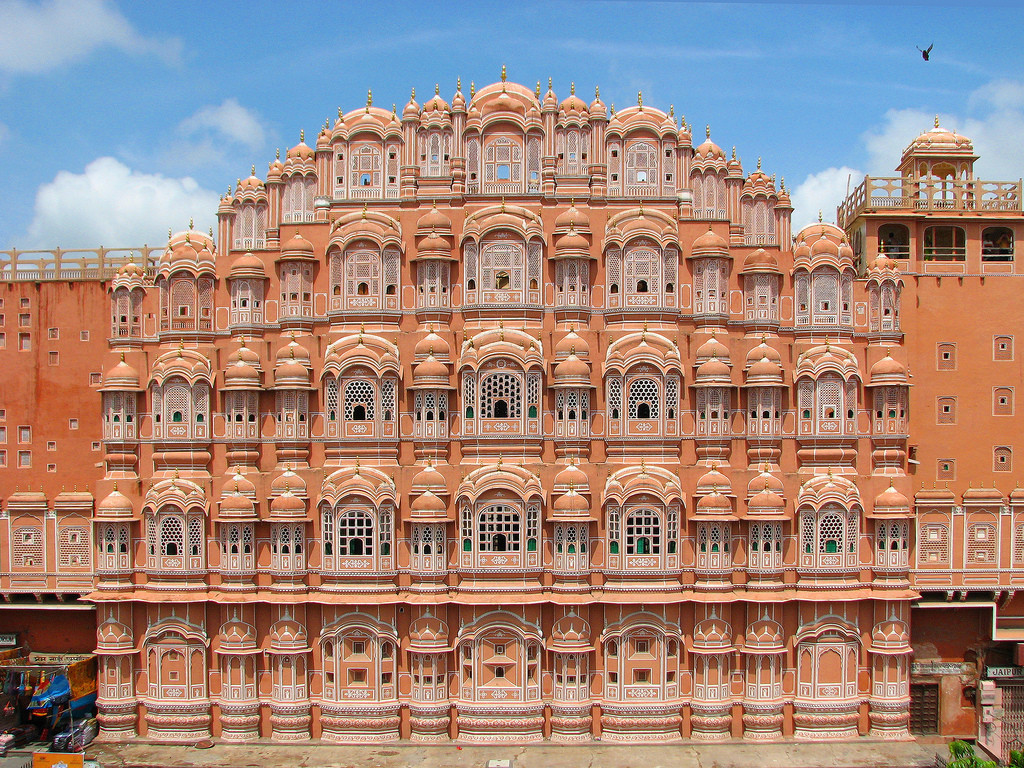 national monuments of india - hawal mahal