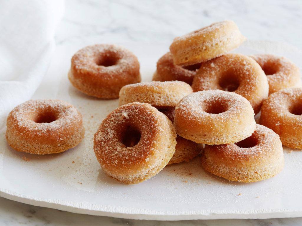 Baked Doughnut - Doughnut-Day