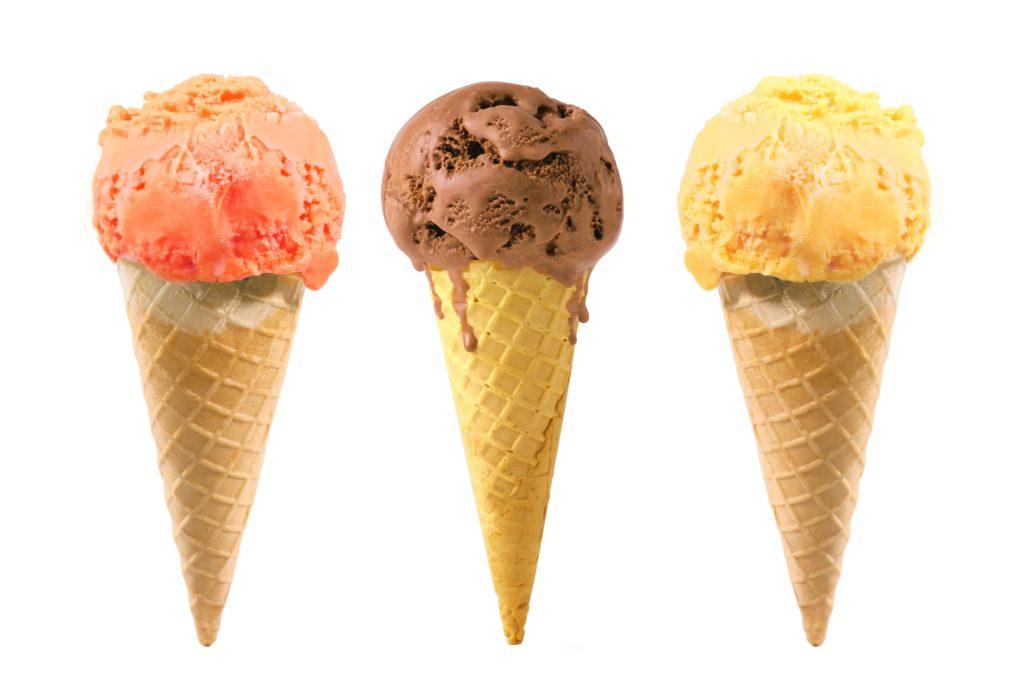 National Ice Cream Cone Day