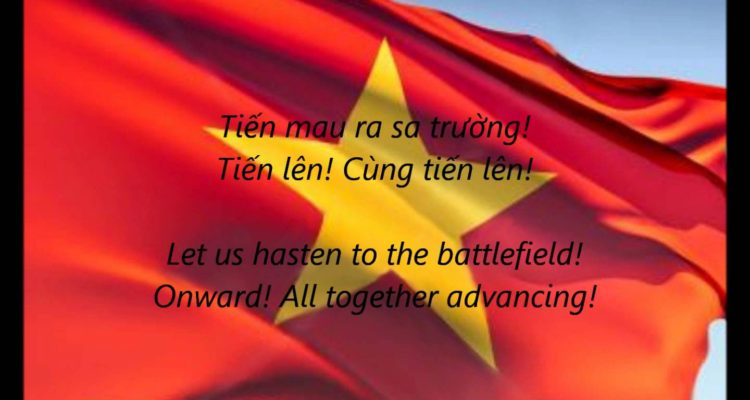 National Anthem of Vietnam