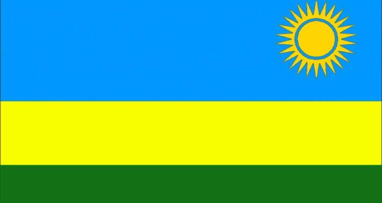 Rwanda National Flag