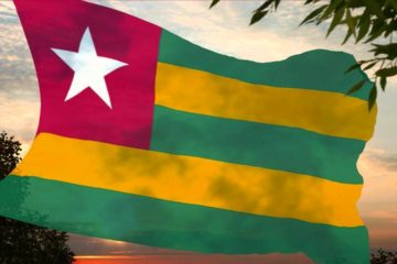 Togo National Flag