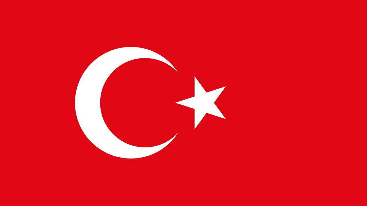 Turkey National Flag