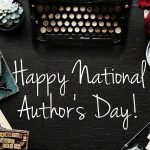 Happy National Author s Day