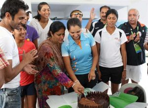 Sania Mirza Birthday