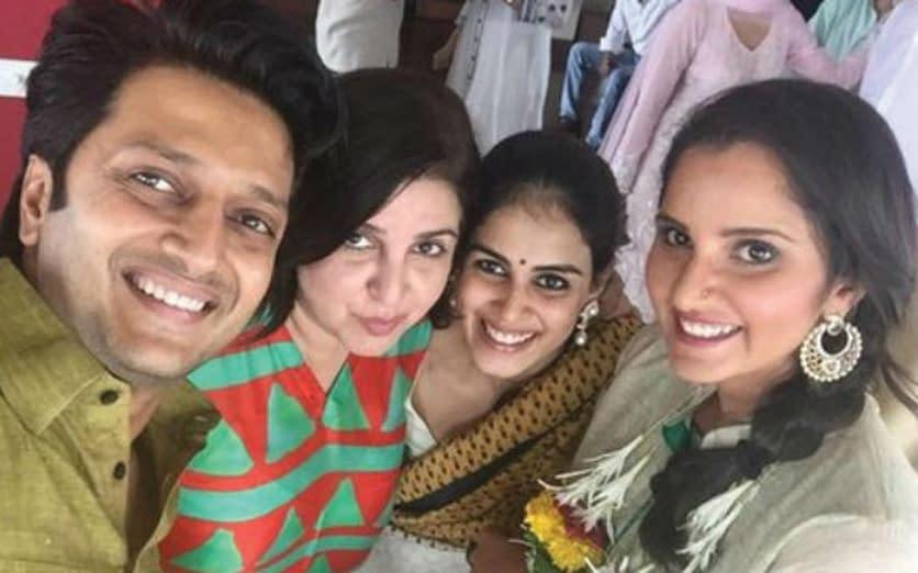 Sania Mirza Birthday