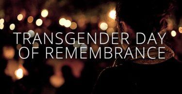 TODR TransGender Day of Remembrance
