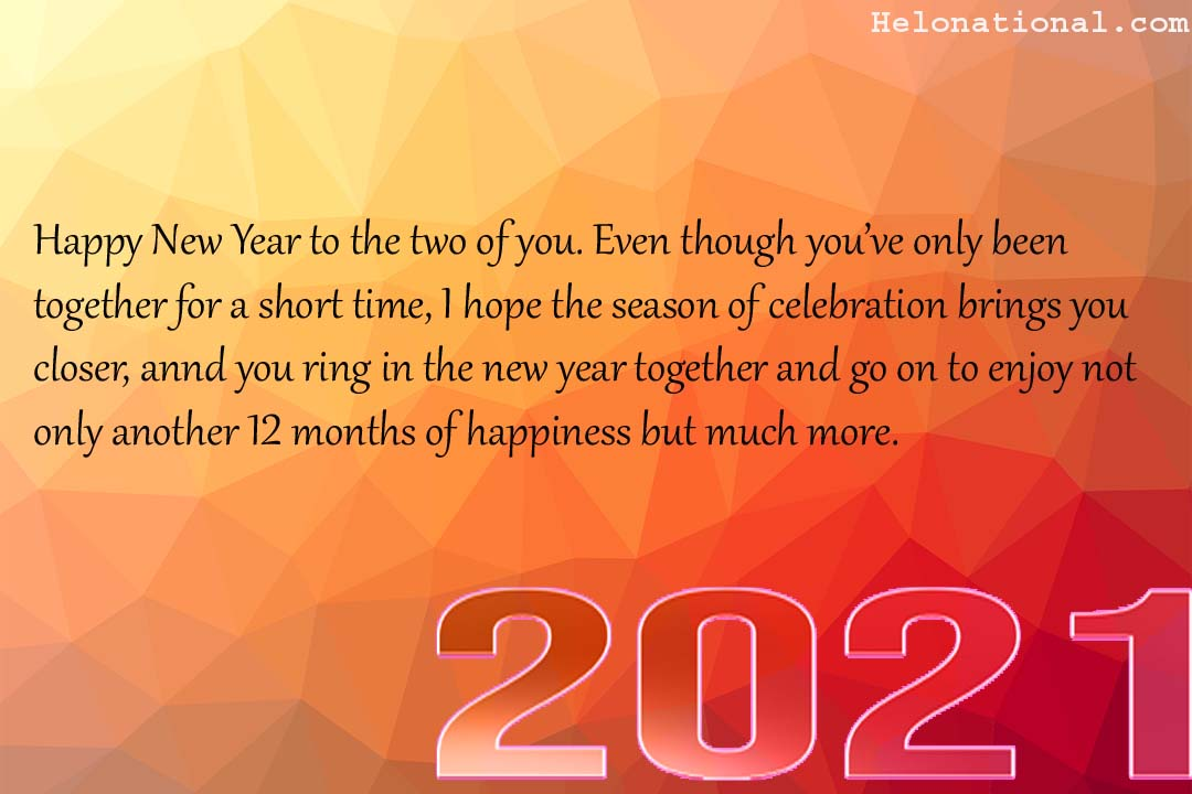 2021 wishes for couples