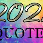 Happy New Year 2021 Quotations