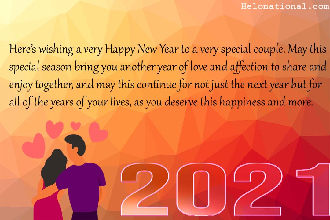 couples wishes 2021 new year
