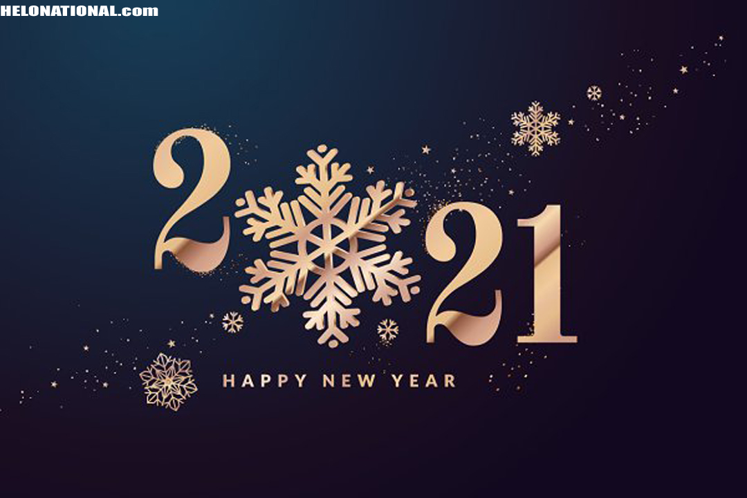 Happy New Year 2021: Wishes Cards, Quotes Cards, Love Cards