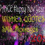 Advance Happy New Year 2022 Wishes, Messages, SMS & Quotes