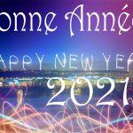 Bonne Année 2021 Souhaite, Messages Citations,  Célébrations &  Blagues