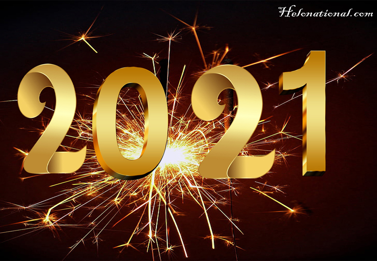 Download Happy New Year 2021 Images, photos, wallpapers 3