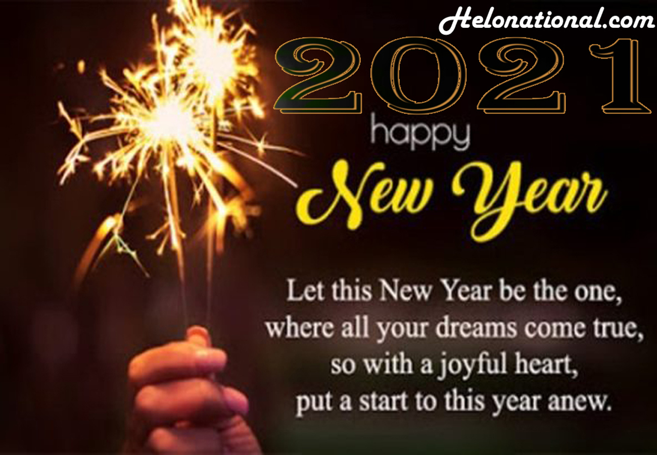 4K Images | Download Happy New Year 2021 IMAGES & PHOTOS