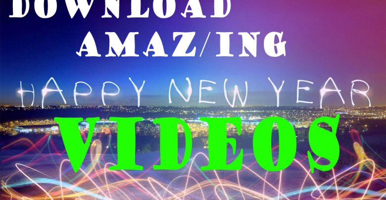 Download best Happy New Year 2021 Videos