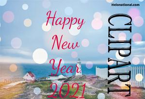HNY 2021 Clipart