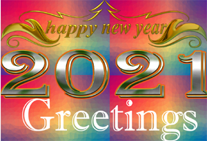 HNY 2021 greetings