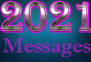 HNY 2021 messages