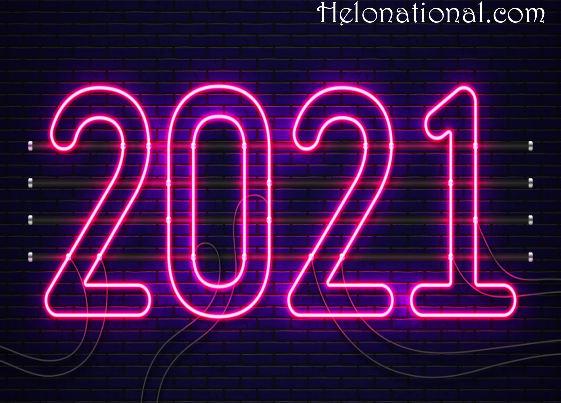 HNY 2021 Wallpapers