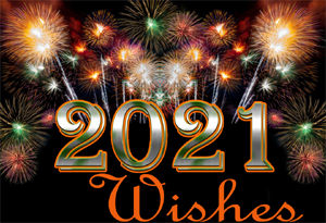 HNY 2021 Wishes