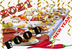 HNY 2021 Food