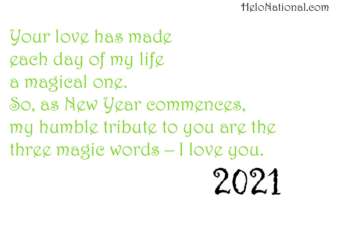HNY WISHES FOR GF 2021