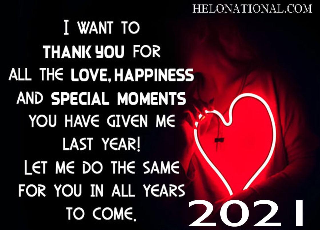 HNY wishes 2021 husband
