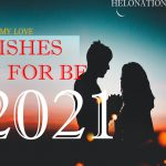 Happy New Year Wishes for Boyfriend 2022