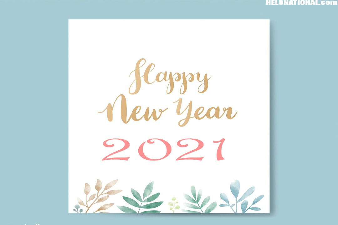 Happy New Year Cards 2021