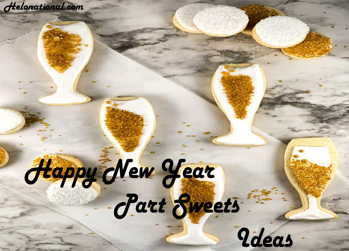 Happy New Year Party Sweet ideas