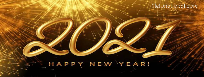 Happy New year 2021 fbcovers