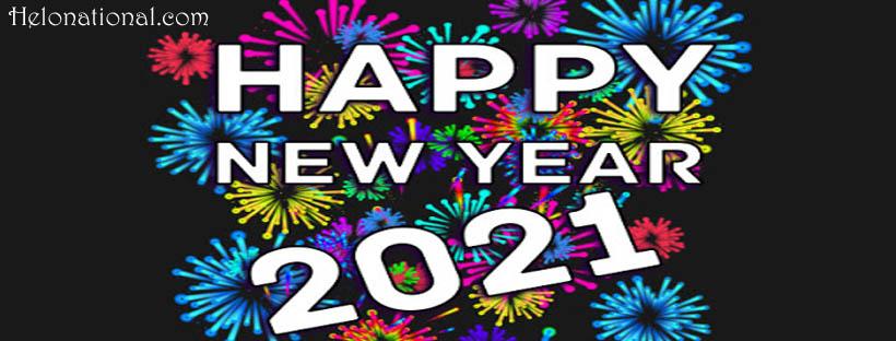 Happy New year Facebook 2021