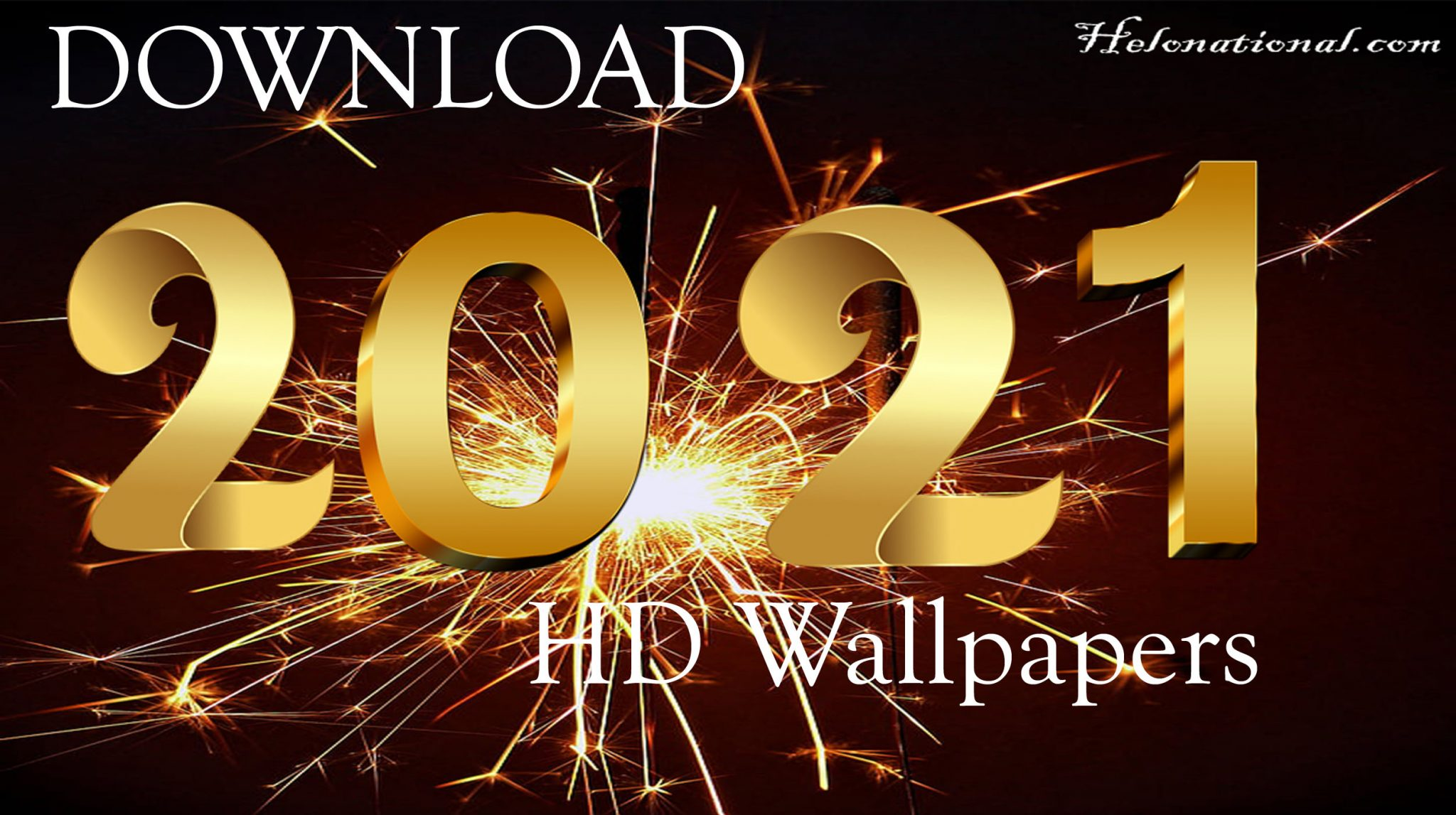 Download Hd New Year 2021 Wallpapers Hny 2021 Wallpapers