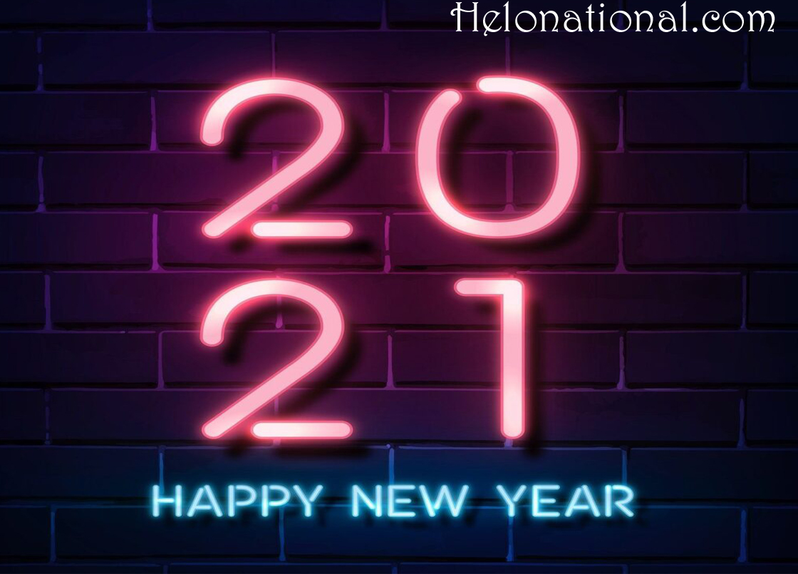 Happy New 2021 HD wallpapers