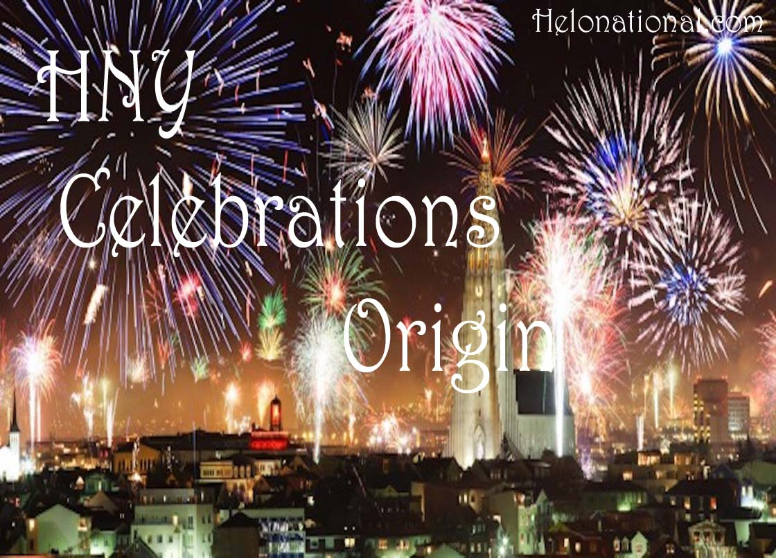 Happy new year origin