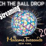 New year 2021 ball drop live streaming