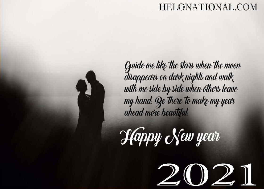 New year 2021 wishes for bf