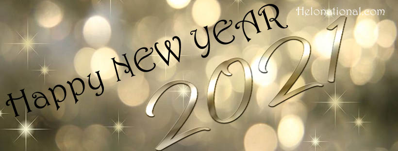 New year Facebook covers